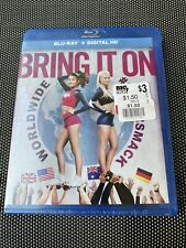 Bring It On - Worldwide #Cheersmack Blu-ray 2017 Brand New Sealed