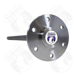 Axle Shaft-WT Rear Left Yukon Gear YA G12479339