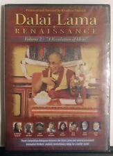 DALAI LAMA RENAISSANCE VOLUME 2 A REVOLUTION OF IDEAS DVD NEW & SEALED