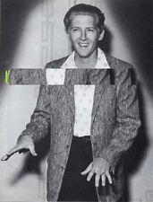 Jerry Lee Lewis Harry Hammond book photo 1958