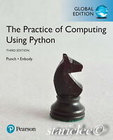 NEW 3 Days US The Practice of Computing Using Python 3E Enbody Punch 3rd Edition