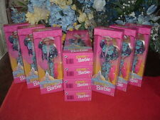 Barbie Disney Fun, Wholesale Lot of 10 dolls, New, Mint Dolls and Boxes, Nrfbox