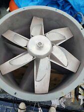 30 Tubaxial Fan With Dayton 5hp Motor
