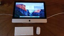 "Apple iMac A1418 21.5"" ME087LL/A 2013 3.1Ghz i7 16gb ram 512gb SSD 750M GPU VESA"