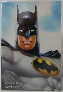BATMAN 3.4 OZ / 100 ML EDT SPRAY FOR BOYS (KIDS) MARMOL AND SON