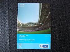 FA Cup Middlesbrough Teams L-N Football Programmes