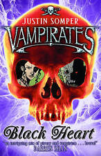 VAMPIRATES #4 - Black Heart  Justin Somper  2009)