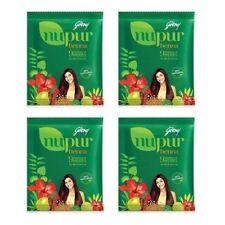 Godrej Nupur Henna 120gm x 4 (Pack of 4)