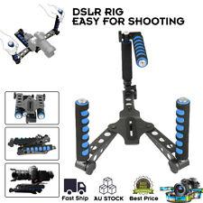 Shoulder Racks Mount DV DSLR Rig Stabilise Camera Stand Camcorder Stabilize