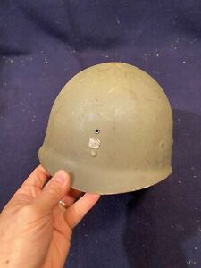 WW2 US Army M-1C Paratrooper Helmet Liner Made By Westinghouse 28