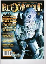 WoW! Rue Morgue #81 Pumpkinhead! Midnight Meat Train! Coney Is. Sideshow Freaks!