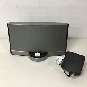 Bose SoundDock Portable Music System For iPod iPhone With Adaptor #512