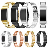 New Stainless Steel Watch Bracelet Band Strap For Samsung Gear Fit 2 Pro SM-R365