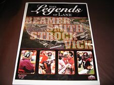 VIRGINIA TECH HOKIES THE LEGENDS OF LANE POSTER - BEAMER - SMITH - STROCK - VICK