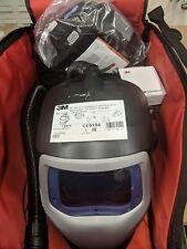 3m Speedglas 9100XXI FX Welding Shield - Adflo 567726 Li-ion battery
