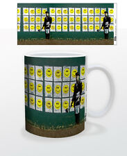 SMILEY FACES 11 OZ COFFEE MUG TEA CUP BANKSY STREET ART GRAFFITI DECOR SOCIAL!!!
