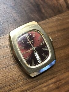 (99) VINTAGE SEKONDA 21 JEWELS GENTS WRISTWATCH