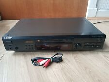 More details for sony mds-je520 stereo mini disc recorder