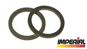 Vauxhall 288mm 308mm brake conversion spigot rings -fits corsa Z20LET C20LET