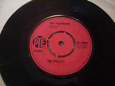 "The Eagles-The Desperados/Agent Spécial - 7"" PYE RECORDS 1963"