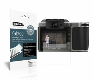 2x Screen Protector for Hasselblad X1D II 50C matte Flexible Glass 9H dipos