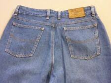 097 WOMENS EX-COND R. M. WILLIAMS CLASSIC CUT BLUE FADE JEANS 14 / -- $140 RRP.