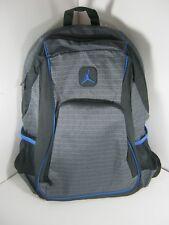 NIKE JORDAN Jumpman Backpack Black Gray LAPTOP Sleeve Bag 9A1223 NEW 1157c46489