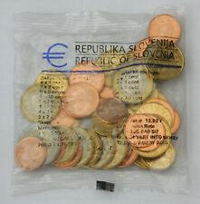SLOVENIA 2006 EURO COIN STARTER PACK 44 COINS 1 2 5 10 20 50 CENT 1 2 EURO BUNC