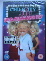 Celebrity Juice - Too juicy For TV (DVD, 2011) NEW SEALED PAL Region 2
