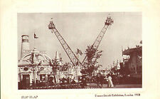 postcard - flip flap -  franco - british exhibition london 1908