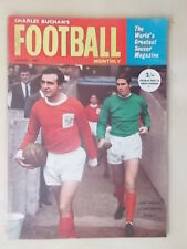 FOOTBALL MONTHLY MAGAZINE JANUARY 1963 - BLACKPOOL - CHELSEA