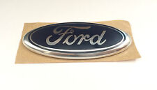 FORD FIESTA MK4 MK5 MONDEO MK3 SIERRA TRANSIT MK6 OVAL NAME BADGE EMBLEM REAR