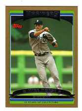 2006 Topps Gold Parallel Insert Set Lot (134 Different) - Pick Any 1