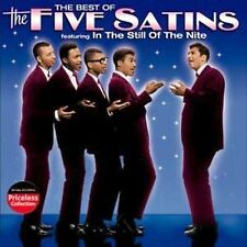 Best of the Five Satins [Collectables] by The Five Satins (CD, Mar-2006, Collect