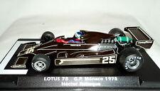 FLY 058301 Lotus 78 GP Monaco 1978    Brand New 1/32 Slot Car