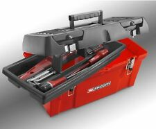 "FACOM 47 LITRE TOOLBOX  EX LARGE 24""  610 X 270 X 280mm + Tote Tray"