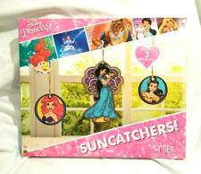 Disney Princess Suncatchers Nib