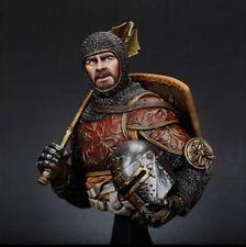 1/10 Medieval Knight Bust Resin Figure Model Kit Unassembled Unpainted (W)