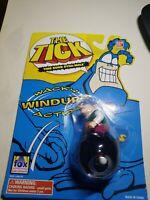 1995 Bandai The Tick Wacky Windups Action Time Bomb Dyna-Mole