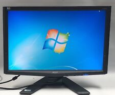 "Acer X 193W 19"" Widescreen LCD Monitor"