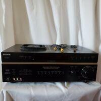 STR-DE697 Sony 7.1 AV Receiver Amplifier Tuner Stereo Dolby Digital Surround