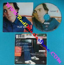 CD Singolo Mr. Oizo Flat Beat UMD 77215 italy 1999 PROMO CARDSLEEVE(S27)