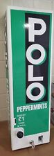 More details for vintage vending machine confectionery polo mints peppermints retro mancave