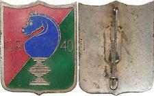 40° Groupe de Reconnaissance, retirage, Mourgeon Paris à gauche (4334)