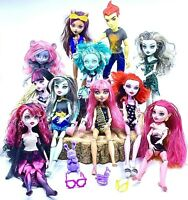 Lot of 11 Monster High Dolls