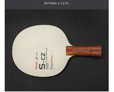 Nittaku S Series S-CZ FL Table Tennis , Ping Pong Racket, Paddle