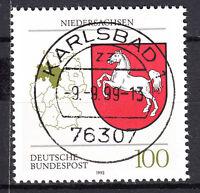 BRD 1993 Mi. Nr. 1662 TOP Vollstempel / Rundstempel gestempelt LUXUS(19739)
