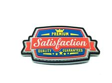 Satisfaction Guaranteed PVC Airsoft Patch