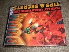 Brady Games Doom Totally Unauthorized Tips & Secrets PB 1994