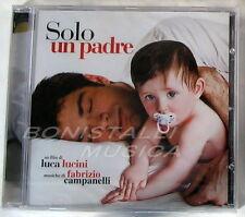 SOLO UN PADRE - COLONNA SONORA, Fabrizio Campanelli GIORGIA - CD Sigillato